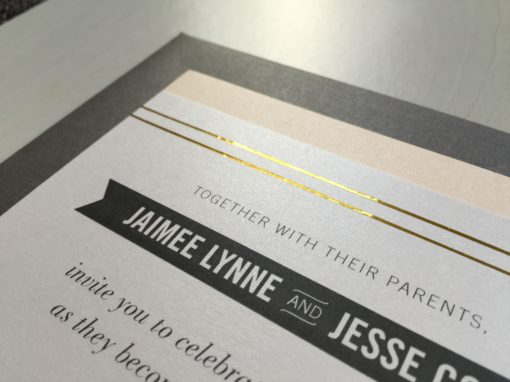Jaimee & Jessie Invitation Suite